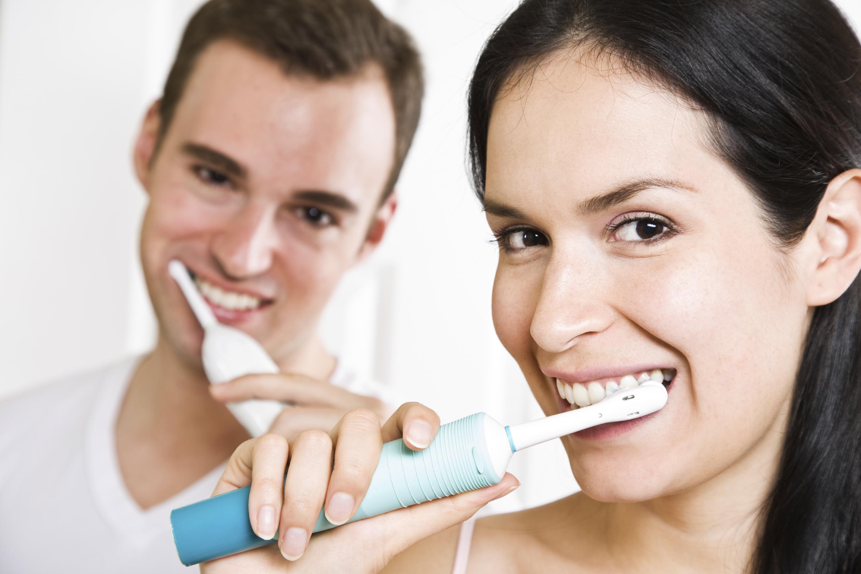 como usar cepillo dientes electrico